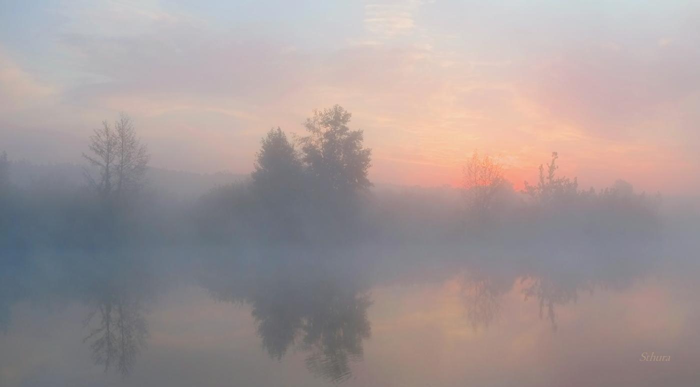 туман на овх фото если