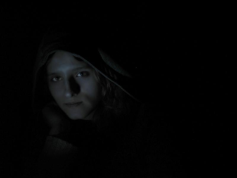фото в темноте майкрософтом пятно